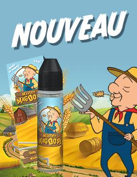Mr Magoose le nouveau custard de Cliquide