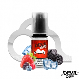 Red Devil - Sels de nicotine