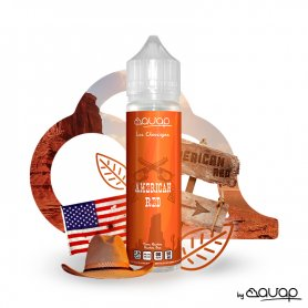 American Red 50ml - 0mg - Prêt à booster