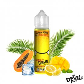 SunnyDevil 50ml - 0mg - Prêt à booster