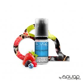 E-liquide Fruits rouges 0mg