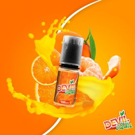 DEVIL SQUIZ - Orange Mandarine 10ml