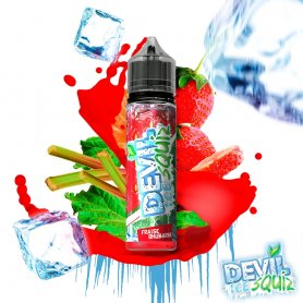 DEVIL ICE SQUIZ - Fraise Rhubarbe 50ml
