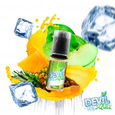 DEVIL ICE SQUIZ - Pomme Ananas 10ml