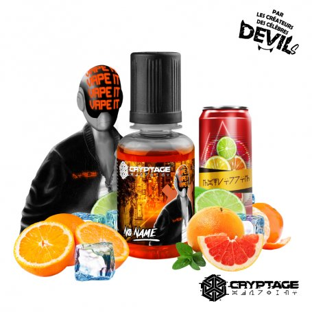 NO NAME DIY CRYPTAGE ORANGE PAMPLEMOUSSE CITRONS VERTS FRAIS