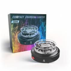 El-Badia Allume charbon compact 500w